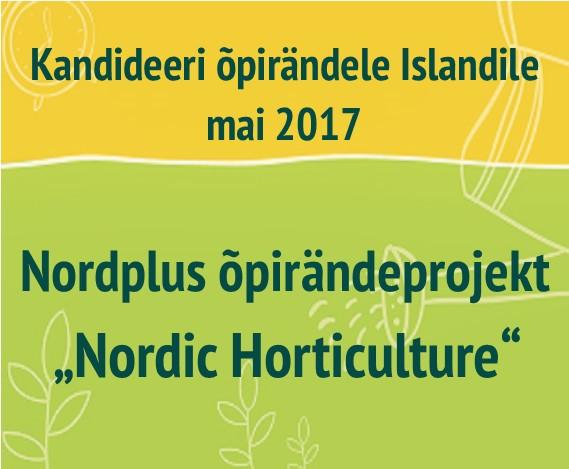 Nordic Horticulture